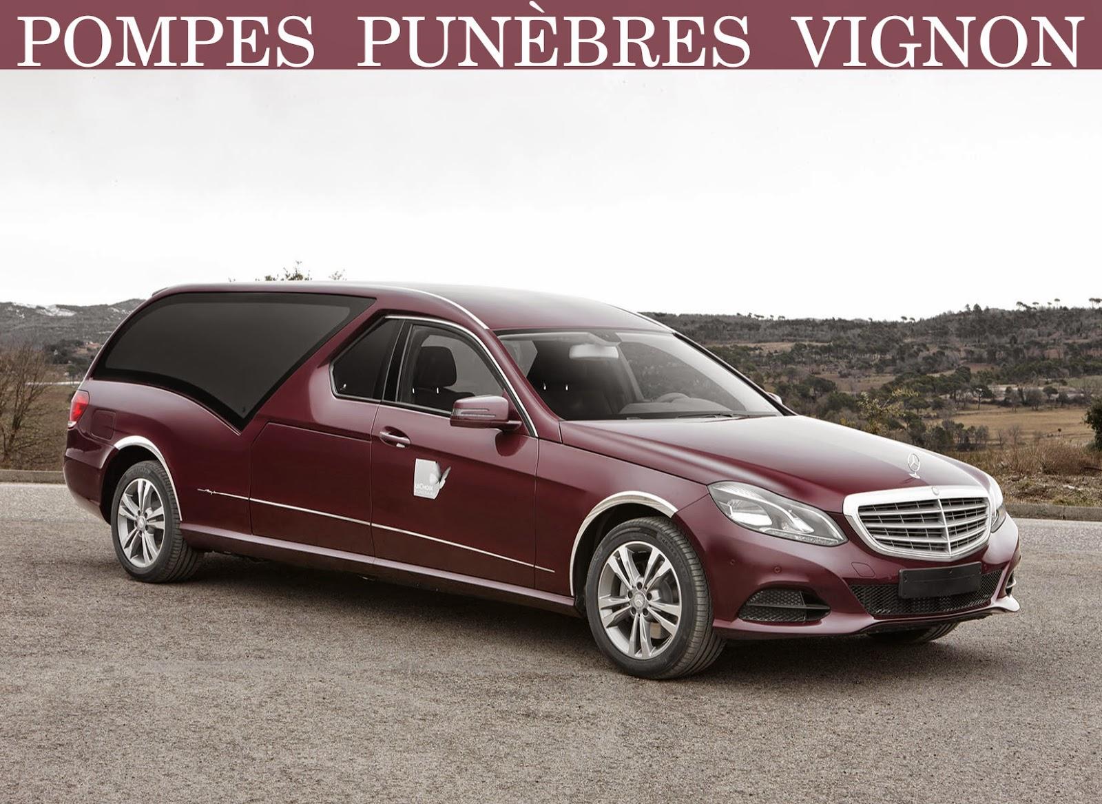 Corbillard STYLO Mercedes Benz