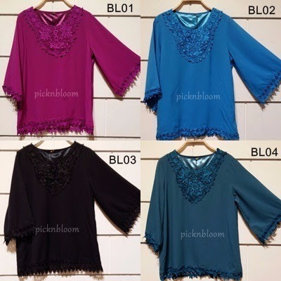 Pick and Bloom - Ready To Wear Blouse