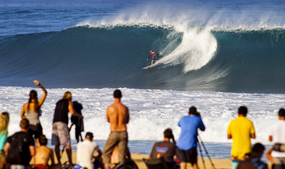69 Billabong Pipe Masters 2014 Jamie O Brien Foto ASP