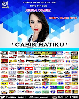 CITIS FM - Pemutaran Serentak Hits Single Anna Cabik - Cabik Hatiku