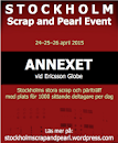 Stockholm Scrap and Pearl Event 2015