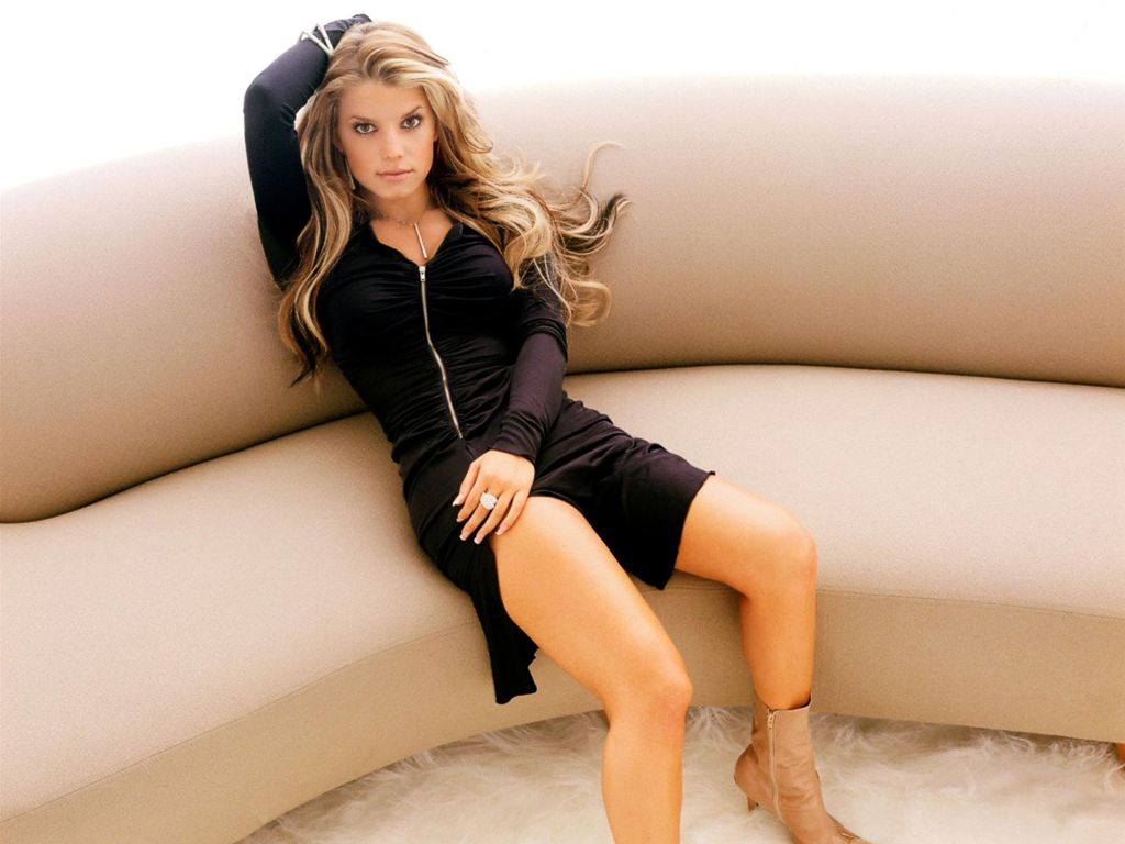 Hot Jessica Simpson nudes (59 photos), Topless
