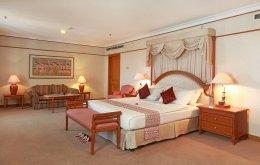 Kamar Presiden Suite Hotel Sahid Jaya Solo
