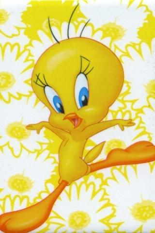 iPhoneZone: Awesome Tweety Bird Wallpapers for iPhone