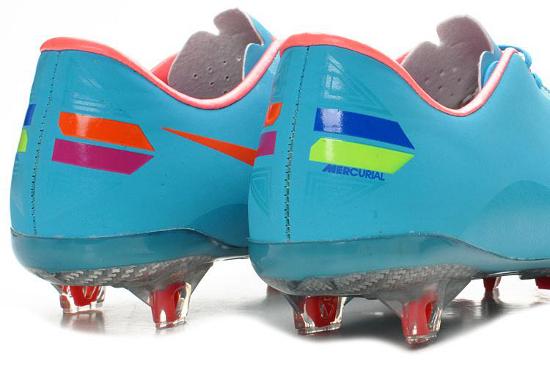 ... Brasfoot: Nike Mercurial Vapor VIII - Azul e Laranja para FIFA 12