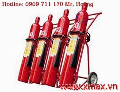 Cung cấp các loại bình chữa cháy và phụ kiện thiết bị pccc giá rẻ Seasion 10