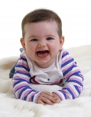 Funny babies laughing pictures