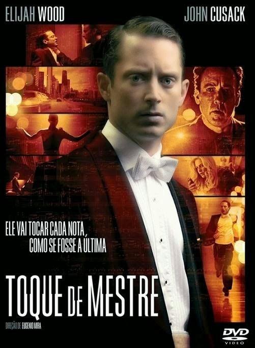 Filme Toque De Mestre Dublado AVI BDRip