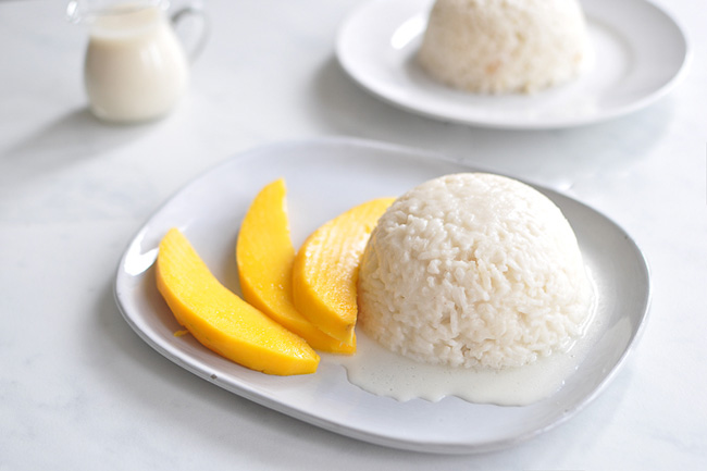 Mango Sticky Rice | Thailand Recipes