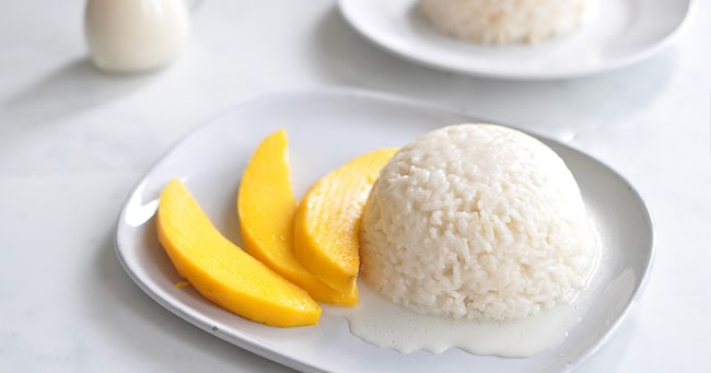 how to make non sticky rice
