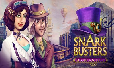 Game Name : Snark Busters High Society