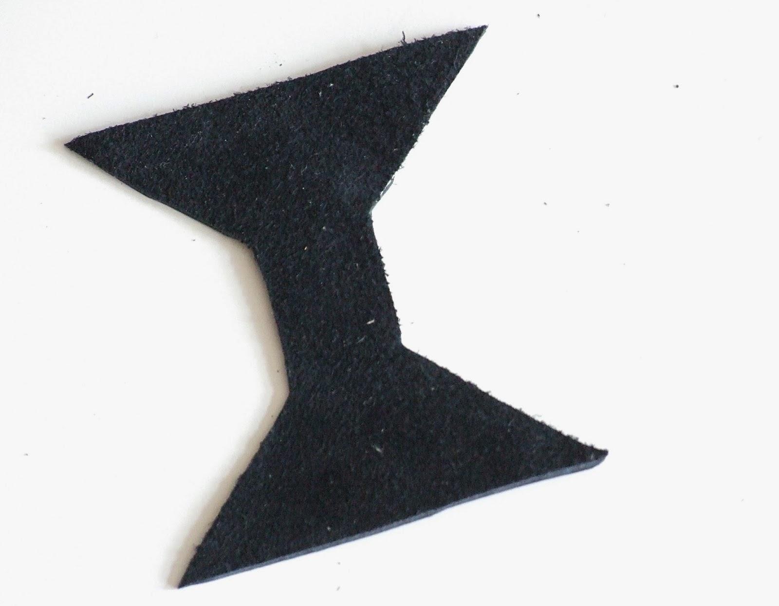 Hübsches Accessoire: Schleifen aus Leder - Stilverzückt