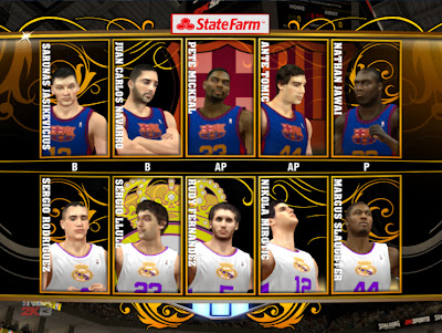 NBA-2K13-Anadolu-Efes-Barcelona-Cska-Fenerbahce-Ulker-Khimki-Olympiacos-Panathinaikos-Real-Madrid