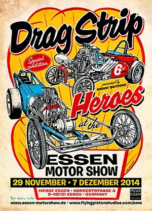 Drag Strip Heros // EMS 2014