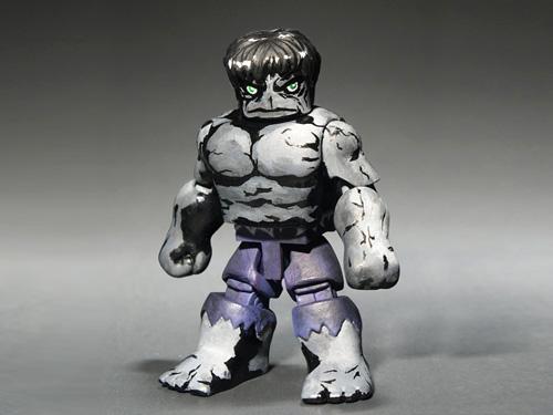 Gray Hulk Minimate