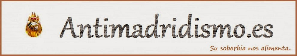 ANTIMADRIDISMO