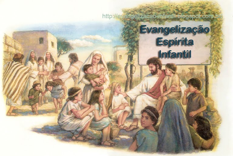 Evangelizao Esprita Infantil