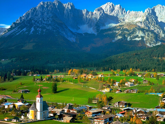 Travel Austria wallpapers
