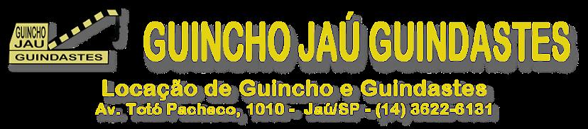 Guincho Jaú Guindastes