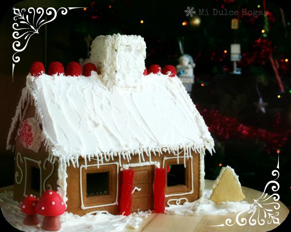 Mi dulce hogar mi casita de jengibre for Casa jengibre