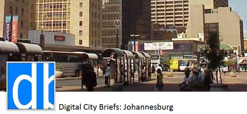 Digital City Briefs - Johannesburg