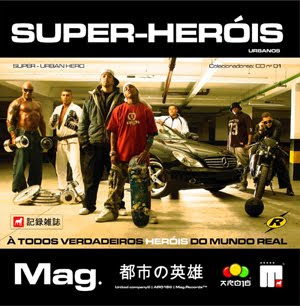 Download - Mag - Super Heróis Urbanos