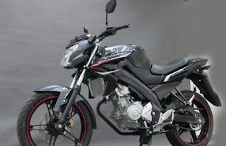 Modif Yamaha Vixion 2013 Terbaru