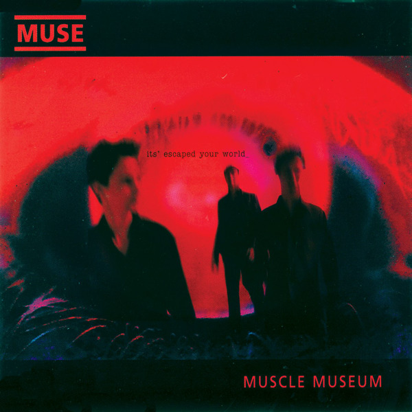 Muse - Muscle Museum - EP Cover