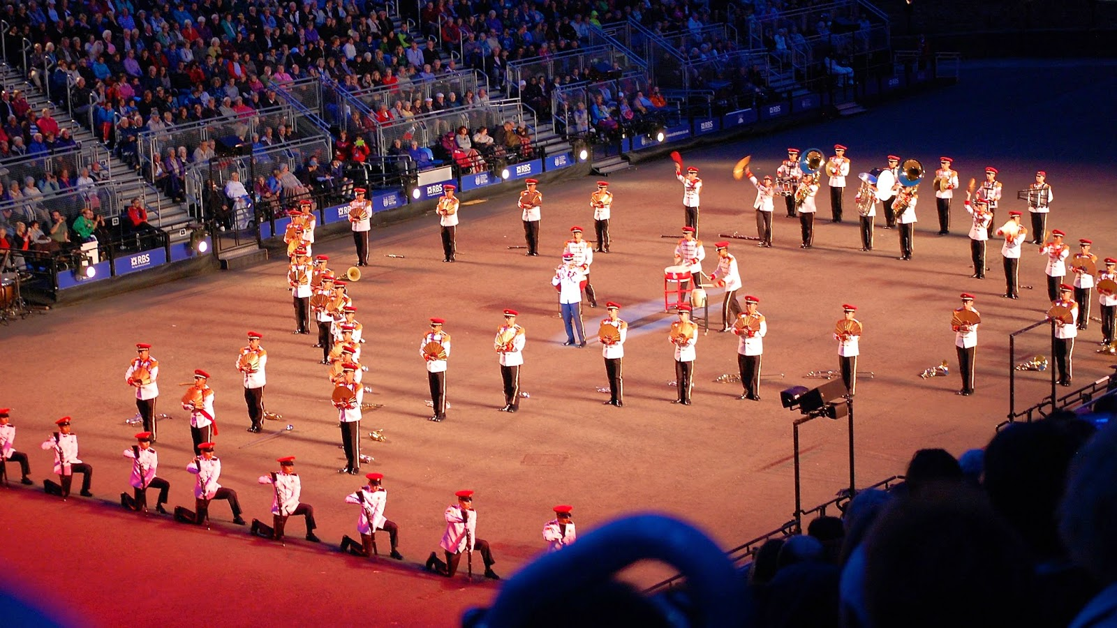 Singapore Silent Precision Drill Squad