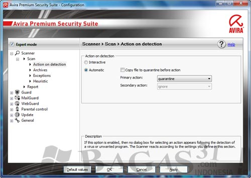 Avira Premium Security Suite + Key (6 Bulan) 2