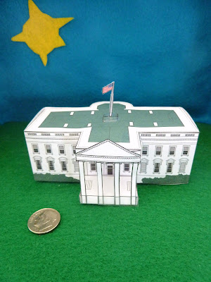 White House Diorama