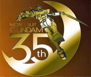 Mobile Suit Gundam 35th Anniversary