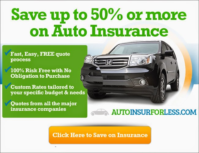 Auto Insurance for Less!!