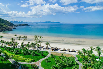 Nha Trang beautiful beach city