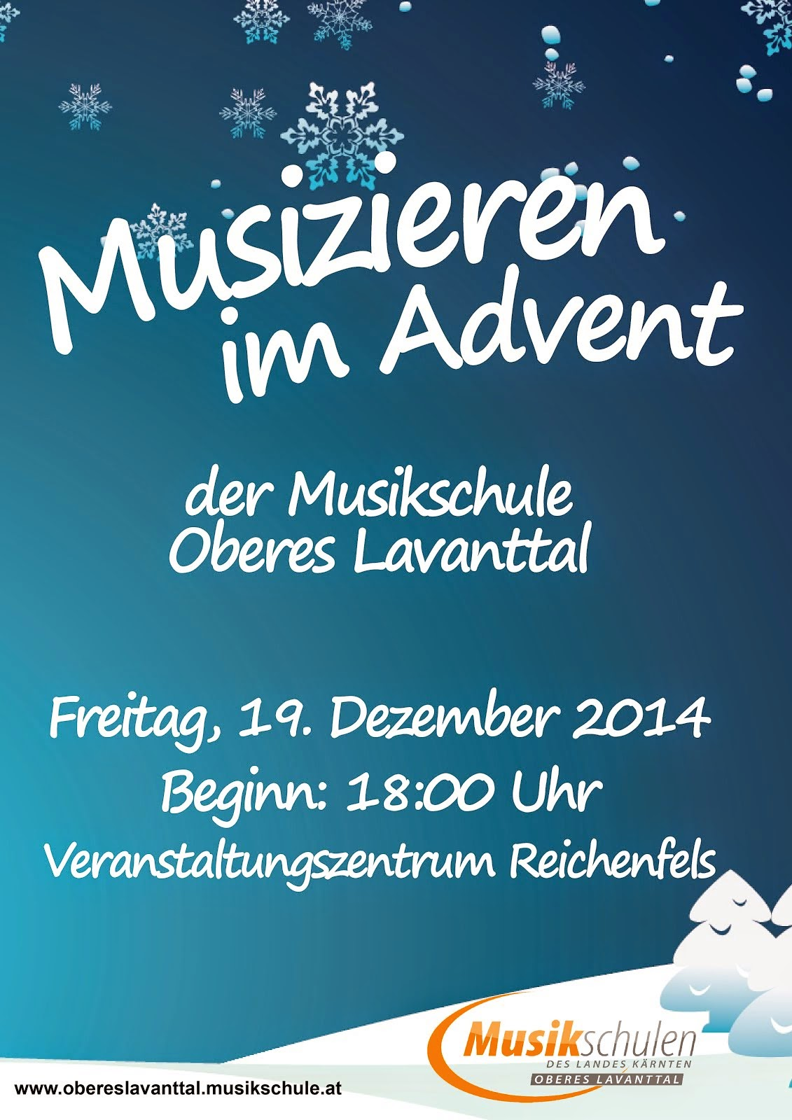 Musizieren im Advent