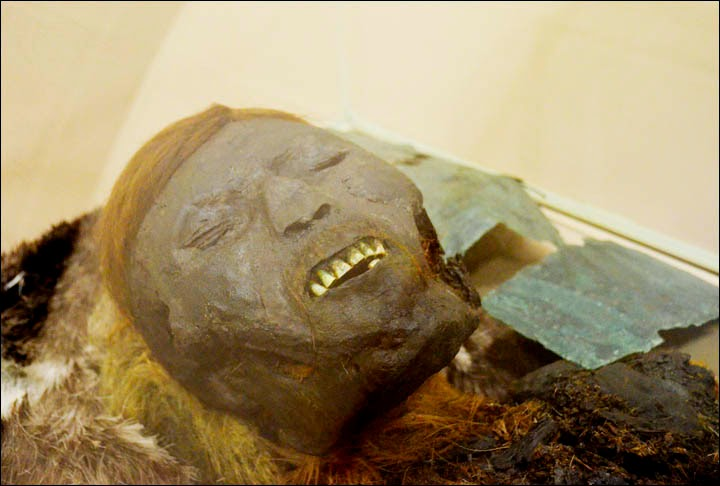 Medieval Siberian mummies baffle archaeologists