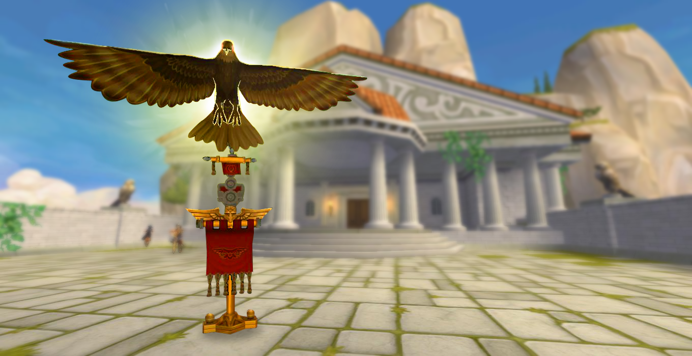 Pirate101 Imperator's Banner / Battle Standard