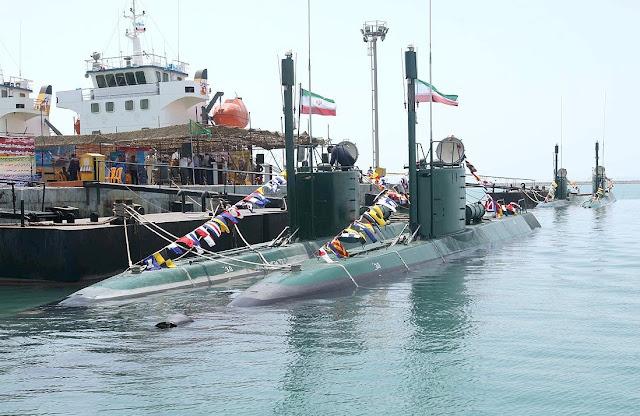 Ghadir class SSM