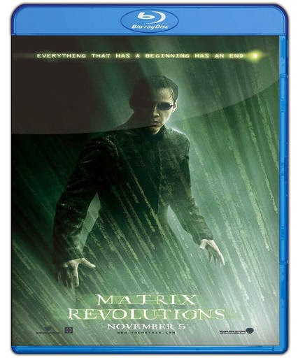 Matrix Revolutions (2003) HD 1080p Latino