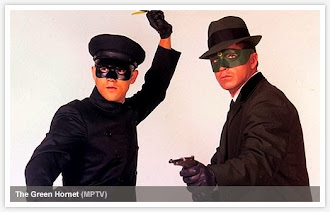 "RECUERDOS DE LA INFANCIA. (Click in pic)""The Green Hornet , Tv serie Theme"""