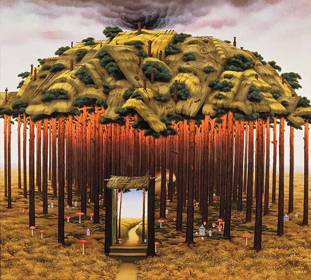 08-Jacek-Yerka-Surreal-Dream-Paintings-www-designstack-co