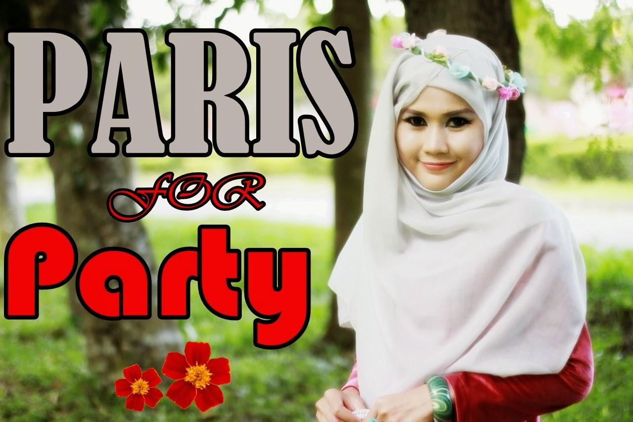 Tutorial Jilbab Untuk Hijaber Indonesia Tutorial Hijab Paris