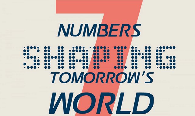 Image: 7 Numbers Shaping Tomorrow's World