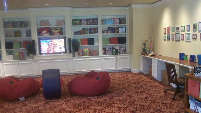 Ritz Carlton Orlando kids club