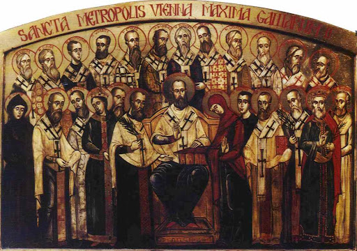 Western Orthodox Saints-The Orthodoxy in Western World