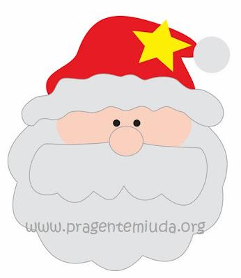 lembrancinha de natal feita em EVA