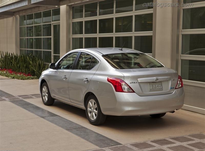 صور سيارة نيسان فيرسا 2012 - اجمل خلفيات صور عربية نيسان فيرسا 2012 - Nissan Versa Photos Nissan-Versa_2012_800x600_wallpaper_02.jpg