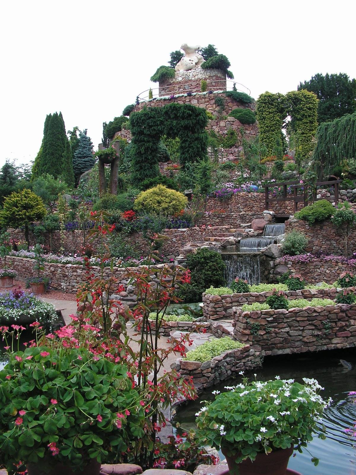 Natuurmens mooie tuinen for Mooie tuinen afbeeldingen