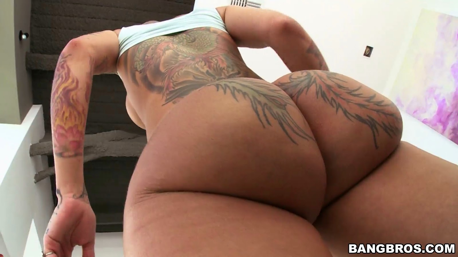 Perfect big ass porn