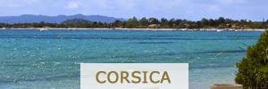 city guide Corse